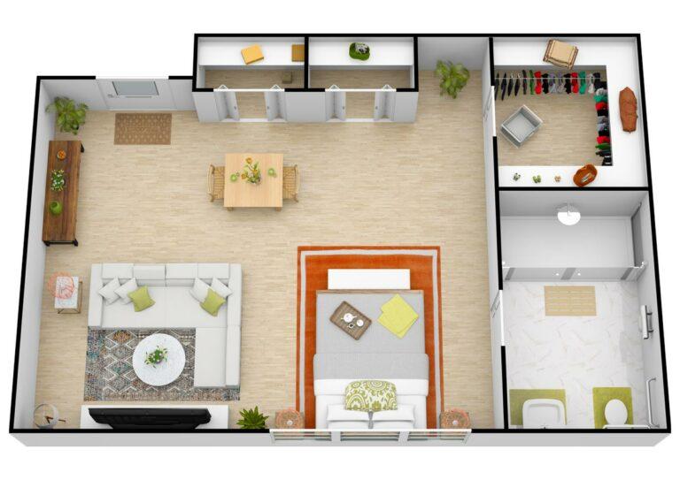 Orchard Ridge Residences | Deluxe