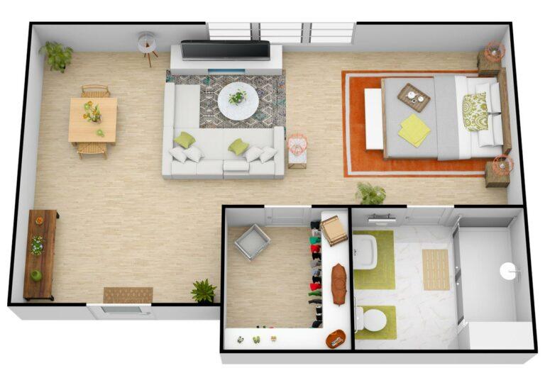 Orchard Ridge Residences | Double Resident