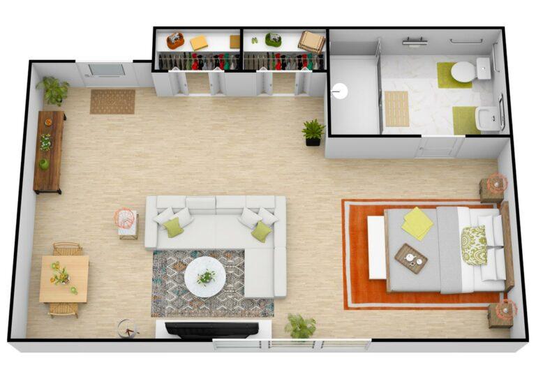 Orchard Ridge Residences | Mid Size