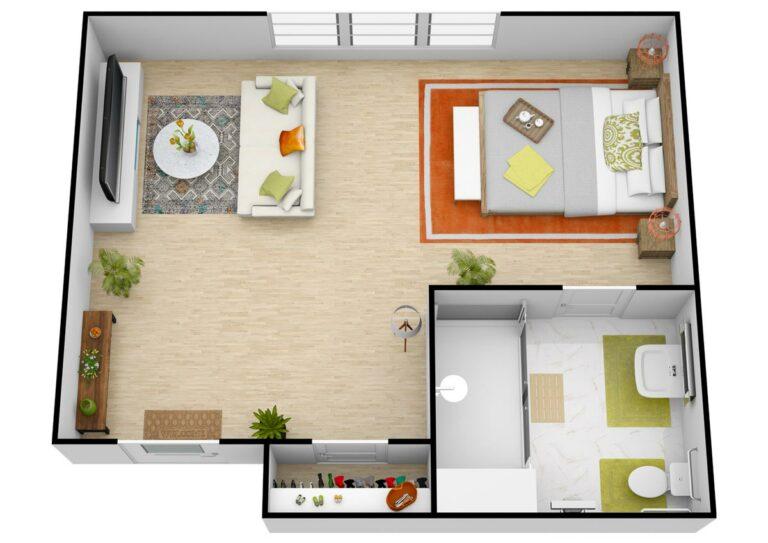 Orchard Ridge Residences | Single Resident