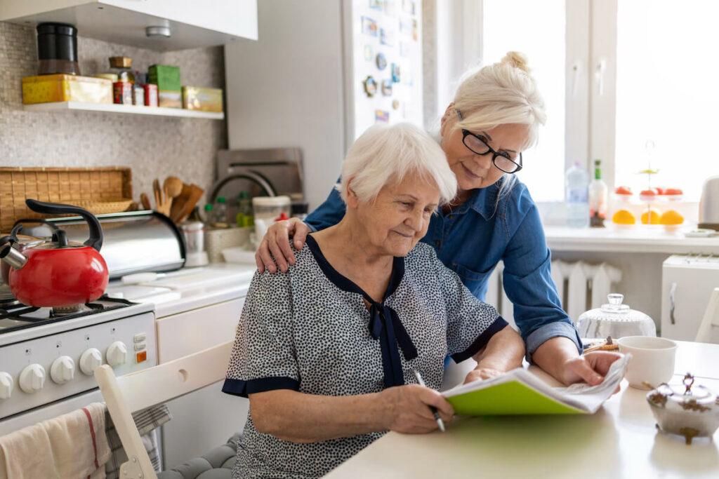 Orchard Ridge Residences   Senior practicing memory care